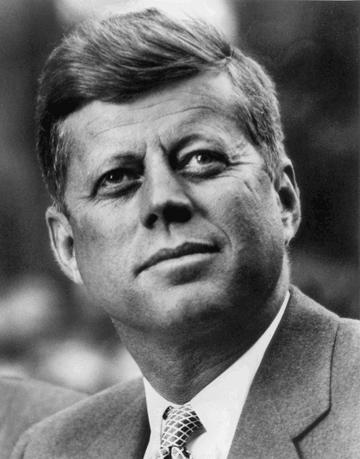 JFK - Public Domain